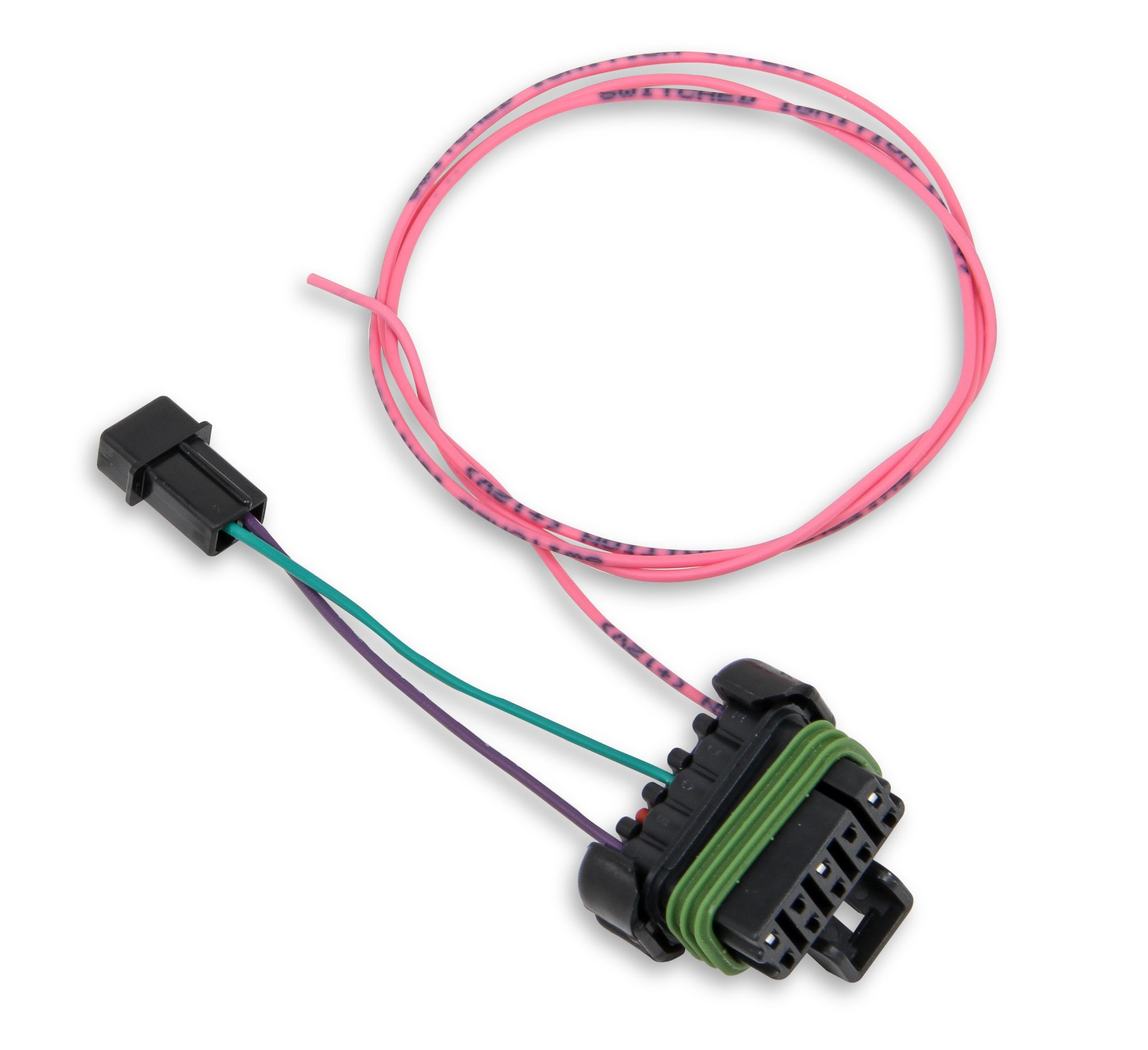hight resolution of sniper efi to holley efi dual sync distributor adapter harness