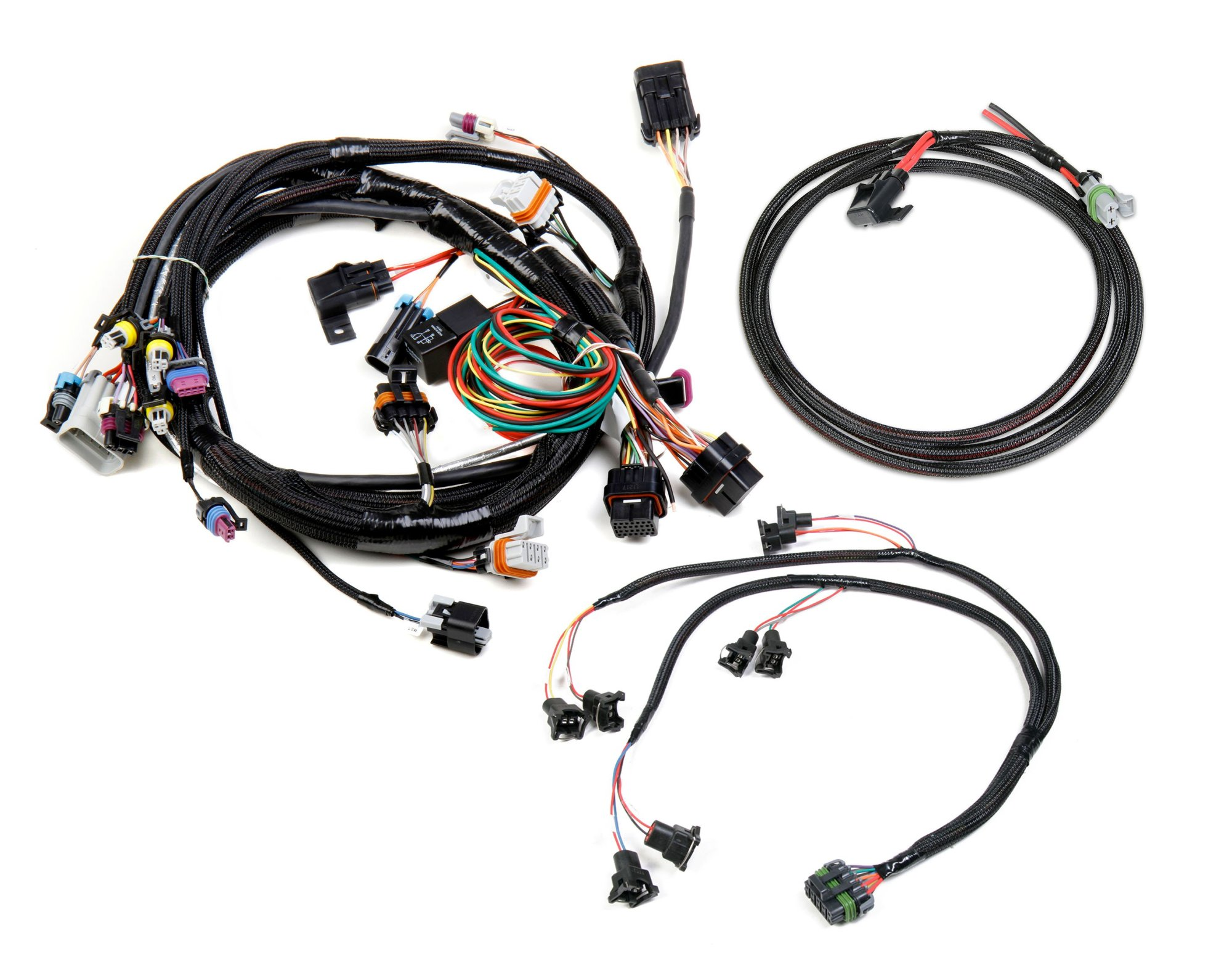hight resolution of 558 500 gm ls 24x efi harness kit image