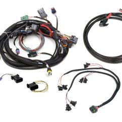 Holley Dominator Efi Wiring Diagram Badlands 12000 Winch 558 503 Gm Tpi And Stealth Ram Harness Kit