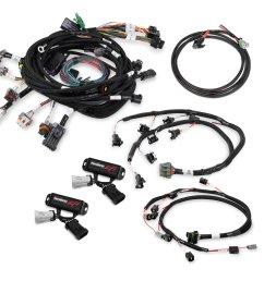 558 505 ford modular 2 valve efi harness kit image [ 2880 x 2569 Pixel ]