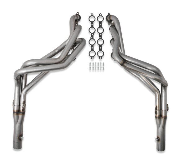 Flowtech 11557FLT Flowtech Long Tube LS Swap Headers
