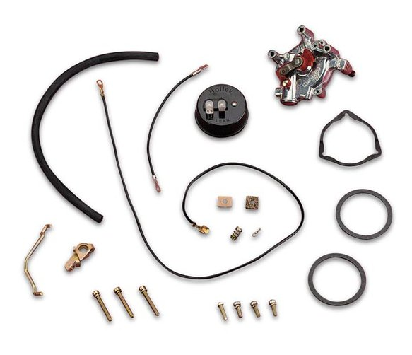 Holley 45-223S Choke Conversion Kit