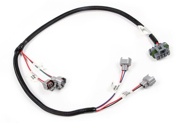 Holley EFI 558-440 Universal 4 EV14 Cylinder Injector Harness