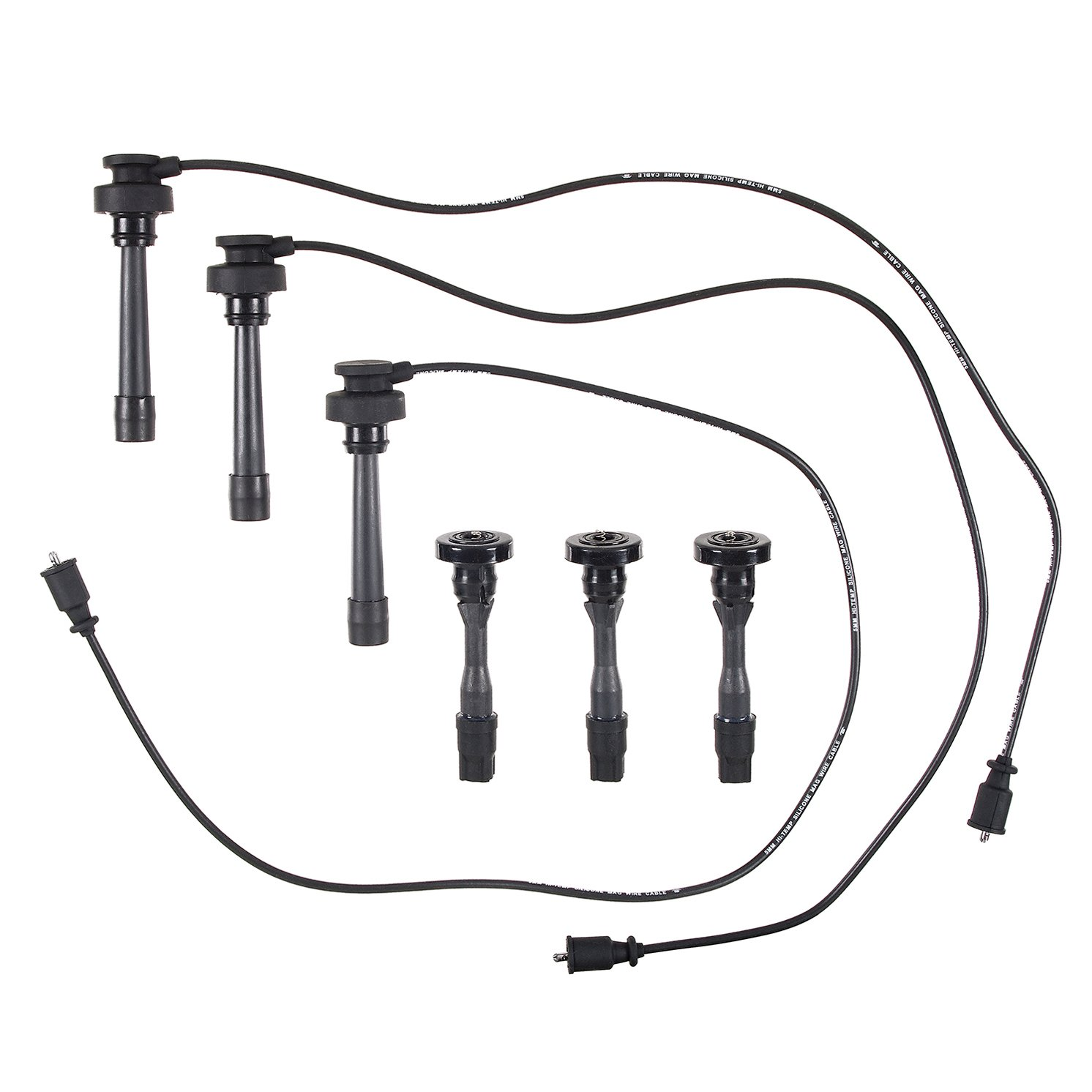 ProConnect 586004 Spark Plug Wire And Coil Boot Kit