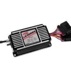 60143 black msd ls ignition control image [ 1500 x 1500 Pixel ]