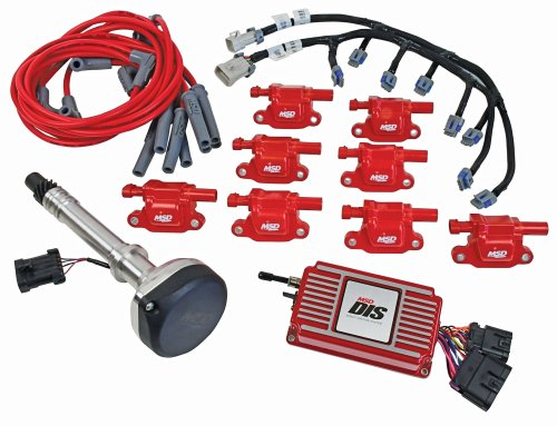 small resolution of 60151 dis kit chevy small big block red image