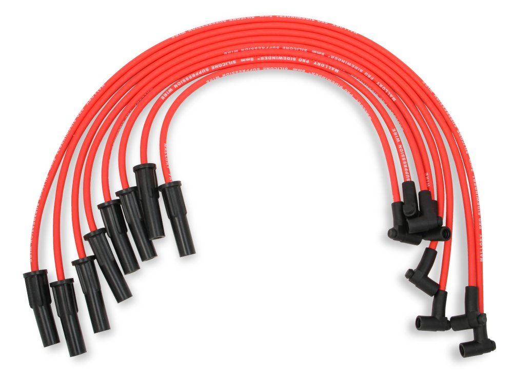 medium resolution of 601 mallory pro wire 74 76 chevy 454 hei image