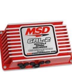 6421 msd 6al 2 ignition control image [ 1500 x 1500 Pixel ]