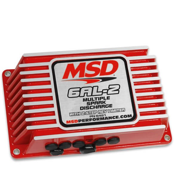 medium resolution of 6421 msd 6al 2 ignition control image