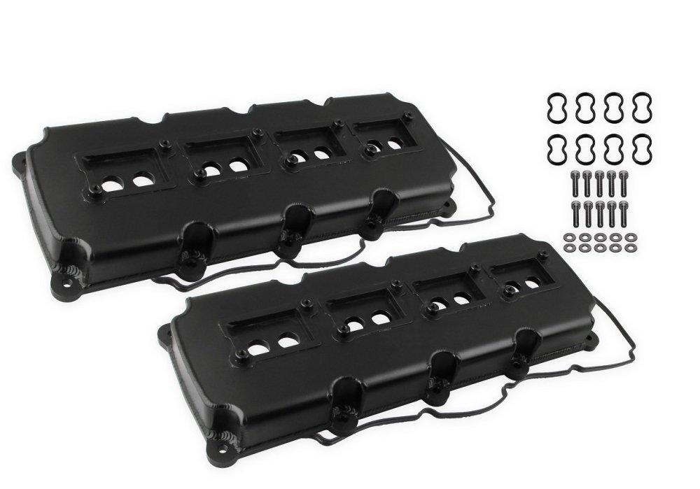 medium resolution of 68501bg mr gasket fabricated valve covers black finish image