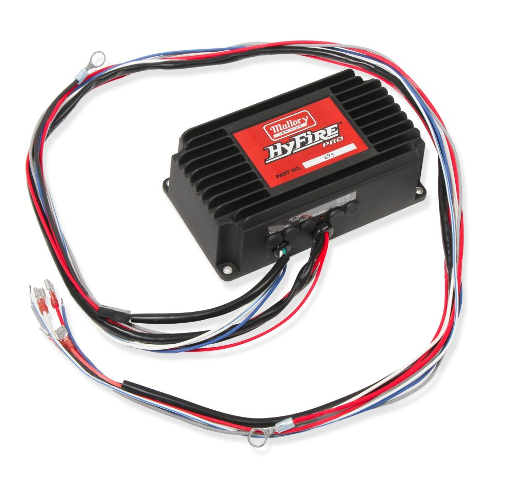 medium resolution of 695 mallory hyfire pro ignition box image