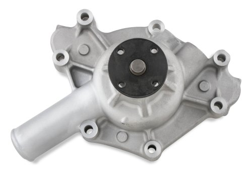 small resolution of 70340g mr gasket high flow water pump small block chrysler cast finish