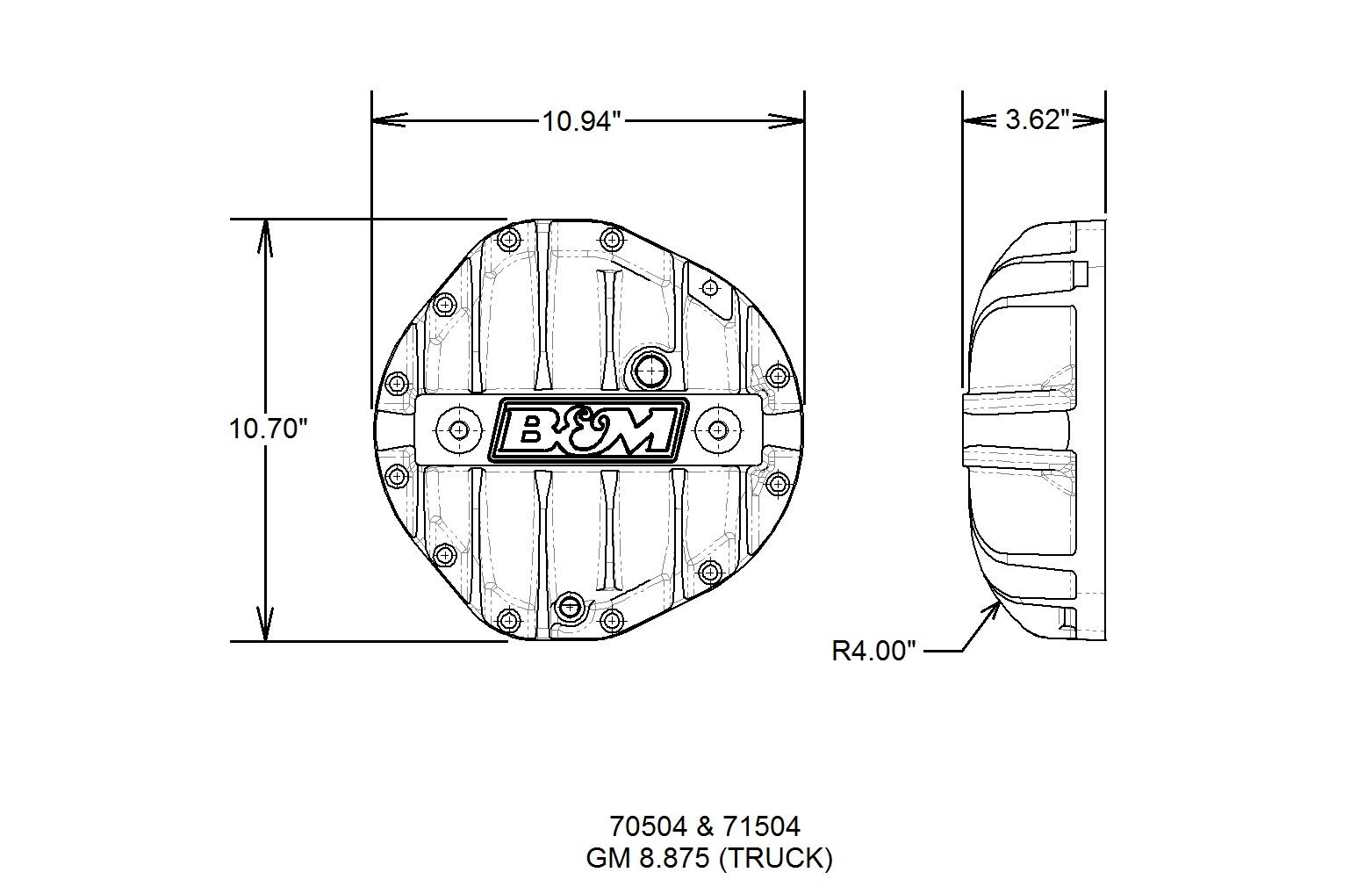Gm Drivetrain Parts