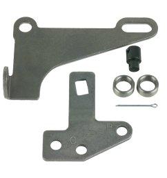75498 b m bracket and lever kit for 4l60e 4l80e image [ 1500 x 1500 Pixel ]