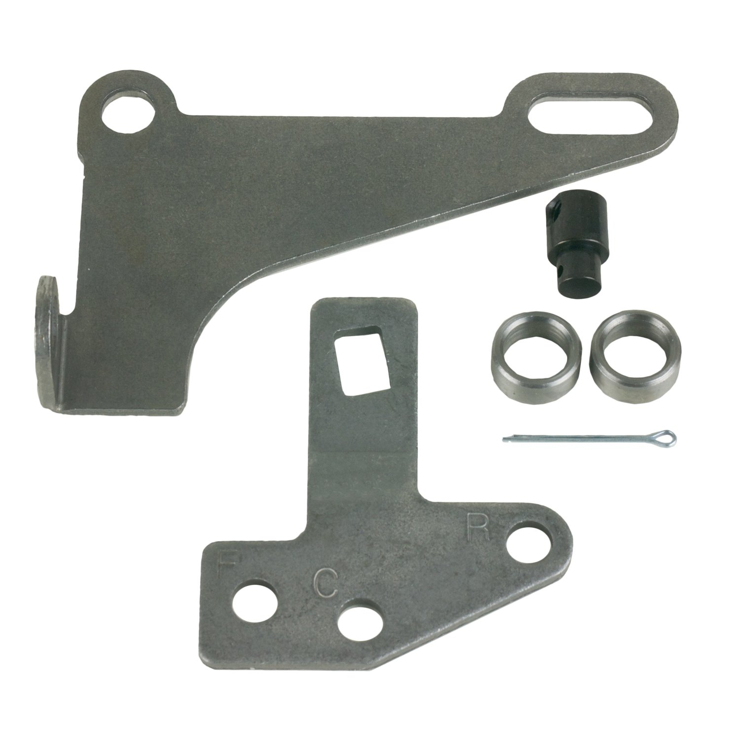 hight resolution of 75498 b m bracket and lever kit for 4l60e 4l80e image