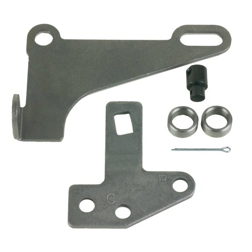 small resolution of 75498 b m bracket and lever kit for 4l60e 4l80e image
