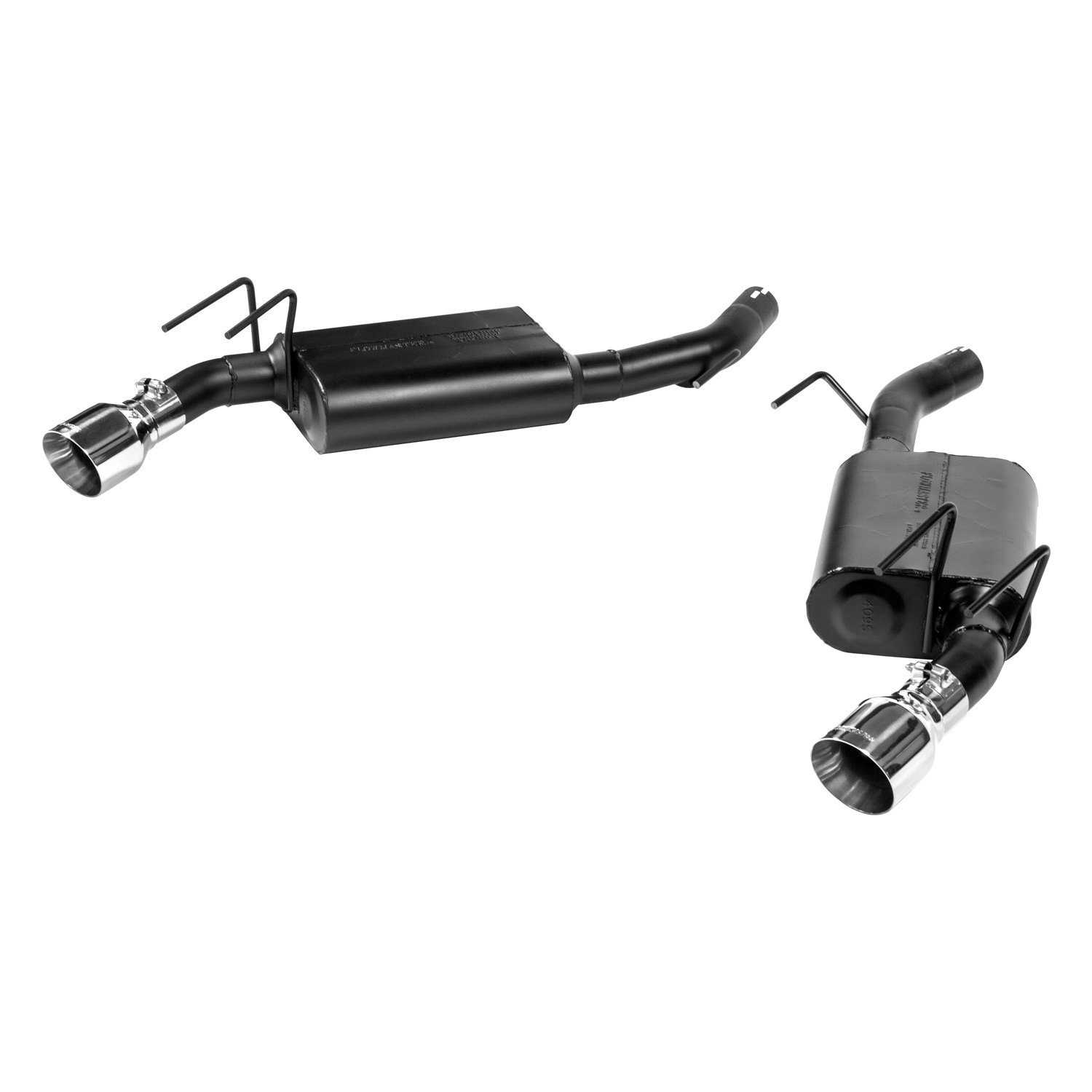 flowmaster american thunder axle back exhaust system