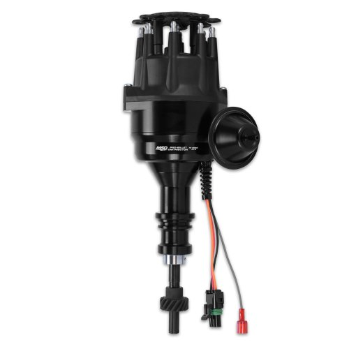 small resolution of 83523 msd black ford 289 302 ready to run distributor image