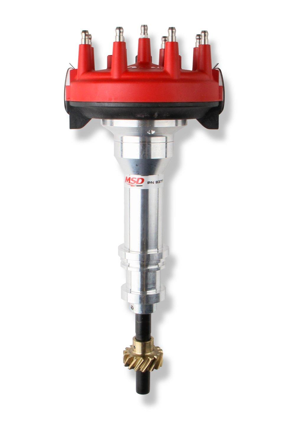 medium resolution of 8377 ford 351c 460 crank trigger distributor image