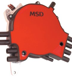 83811 gm lt1 5 7l distributor late model 94 97 image [ 1500 x 1454 Pixel ]