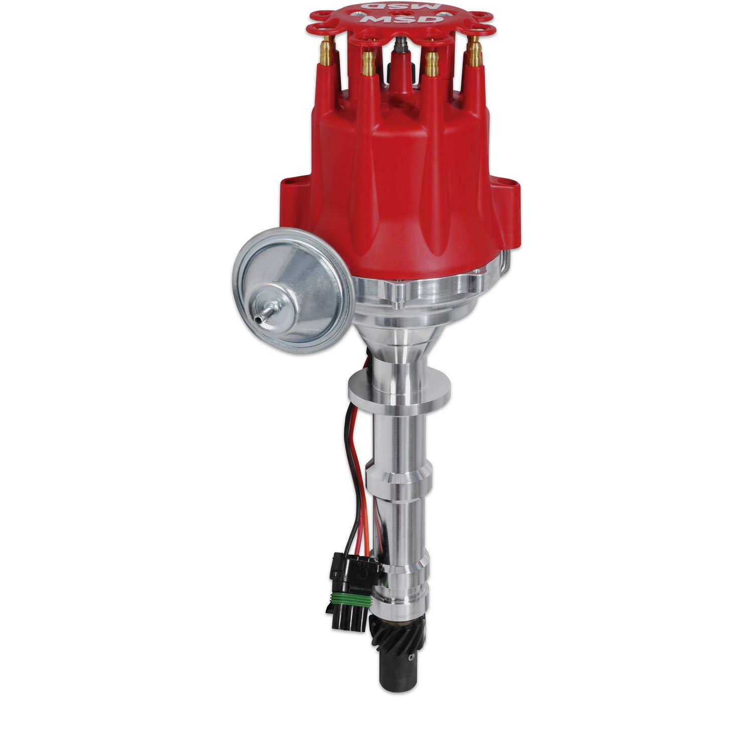 hight resolution of 8393 chevy 348 409 ready to run distributor image