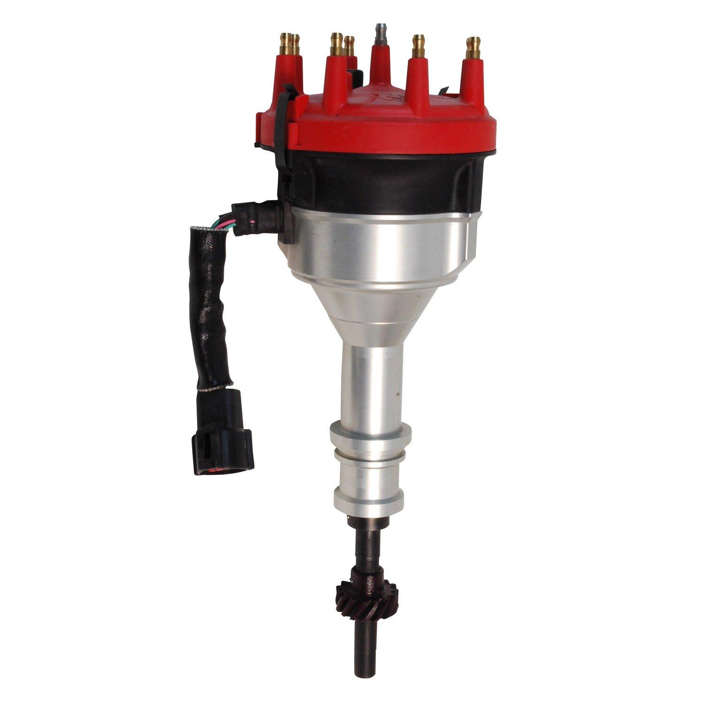 hight resolution of msd 8455 distributor ford 5 0l mustang 1994 95 no module 94 mustang fuel pressure regulator 94 mustang msd wiring harness