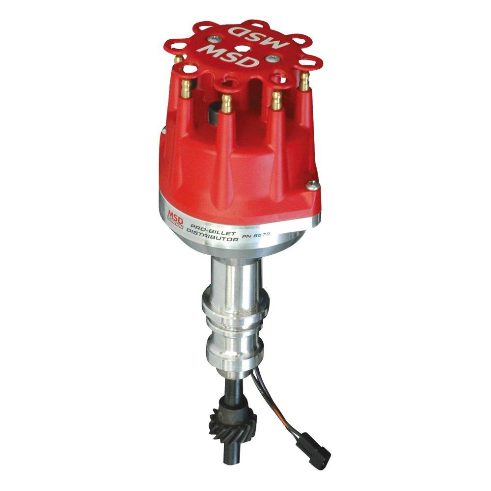 medium resolution of 8579 ford 302 small diameter pro billet distributor image