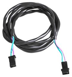 msd 8860 cable assembly 2 wire 6 rh holley com msd hei wiring diagram msd [ 1500 x 1500 Pixel ]
