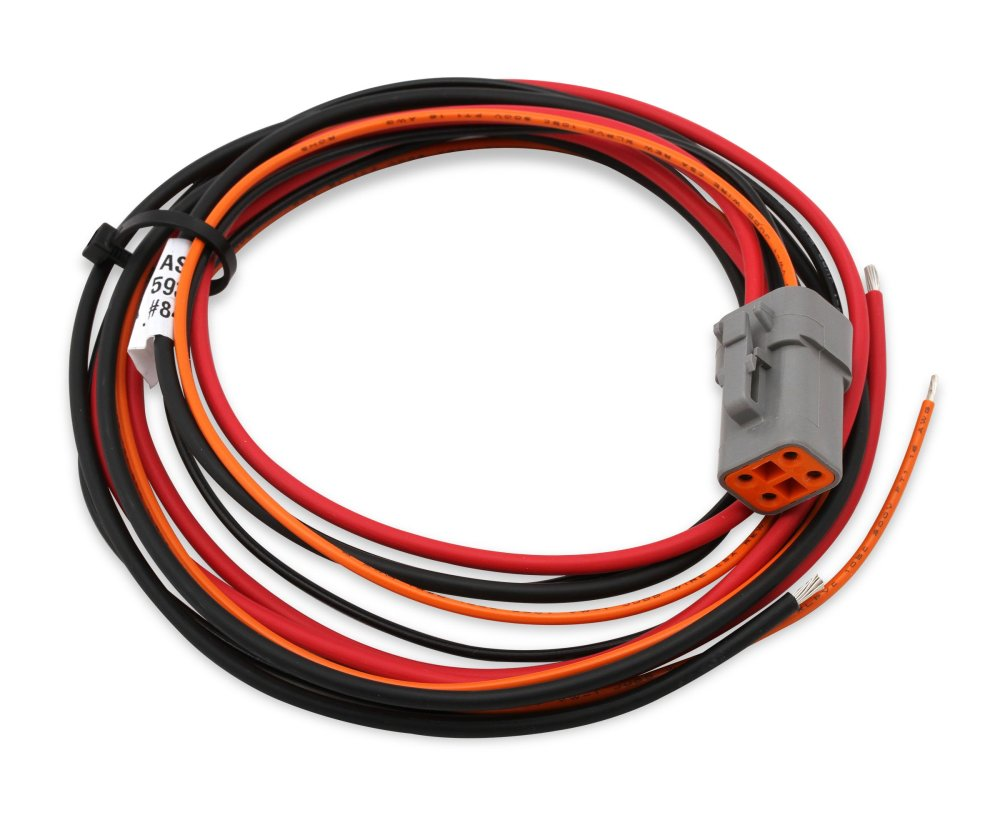 medium resolution of 8895 replacement harness for 7720 image