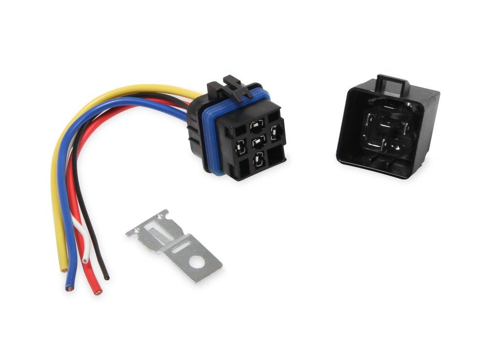 medium resolution of 89611 msd spst relay w socket harness image