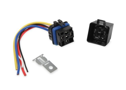 small resolution of 89611 msd spst relay w socket harness image