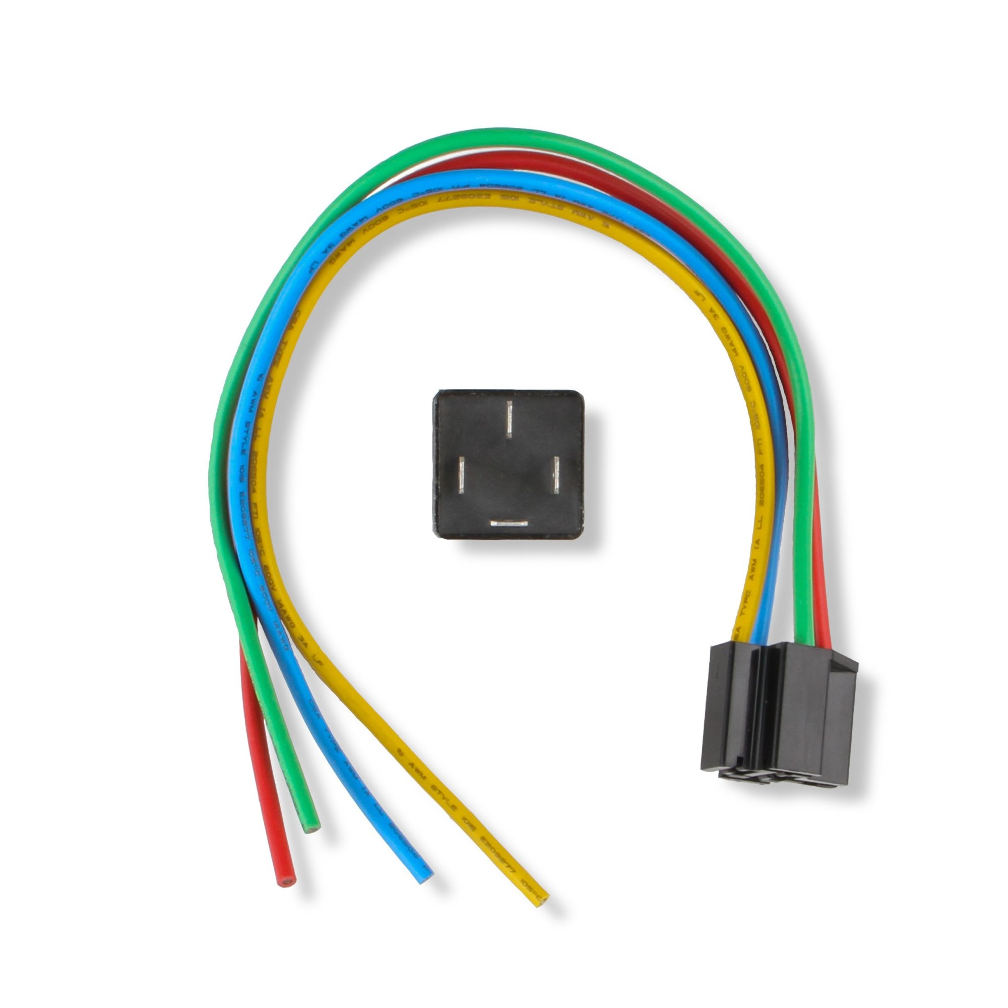 hight resolution of 89612 msd solid state n o relay w socket harness image