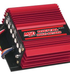 msd 8975 digital multi retard rh holley com msd ignition systems wiring diagrams msd 6al wiring diagram for tach [ 1500 x 1210 Pixel ]