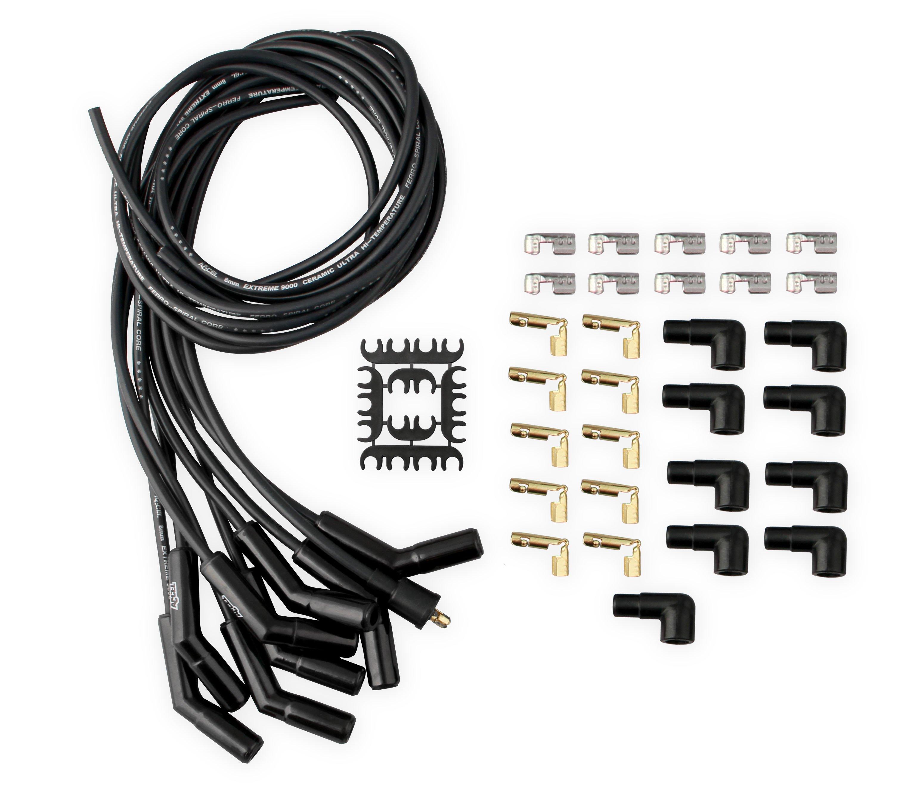 Accel Ck Spark Plug Wire Set