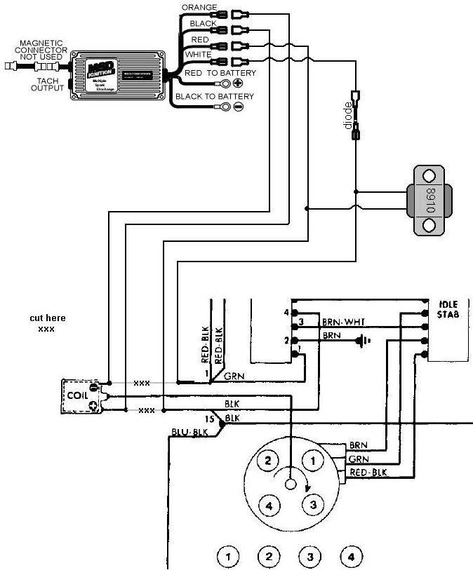 Chevy Hei Ignition System Wiring Diagrams Volkswagen Rabbit 1983 Holley Blog