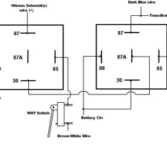 Wiring Diagram For Latching Relay Secure Energy Meter 2 Step Nitrous 7531 Holley Blog