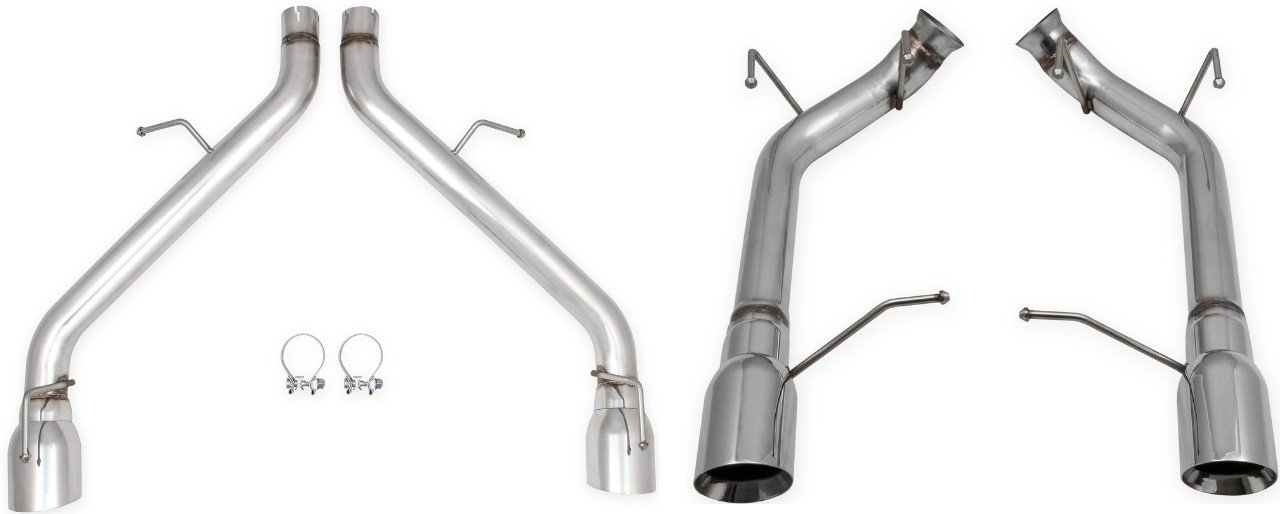 Flowtech Releases Non-Muffled Axle Back Exhaust Kits For