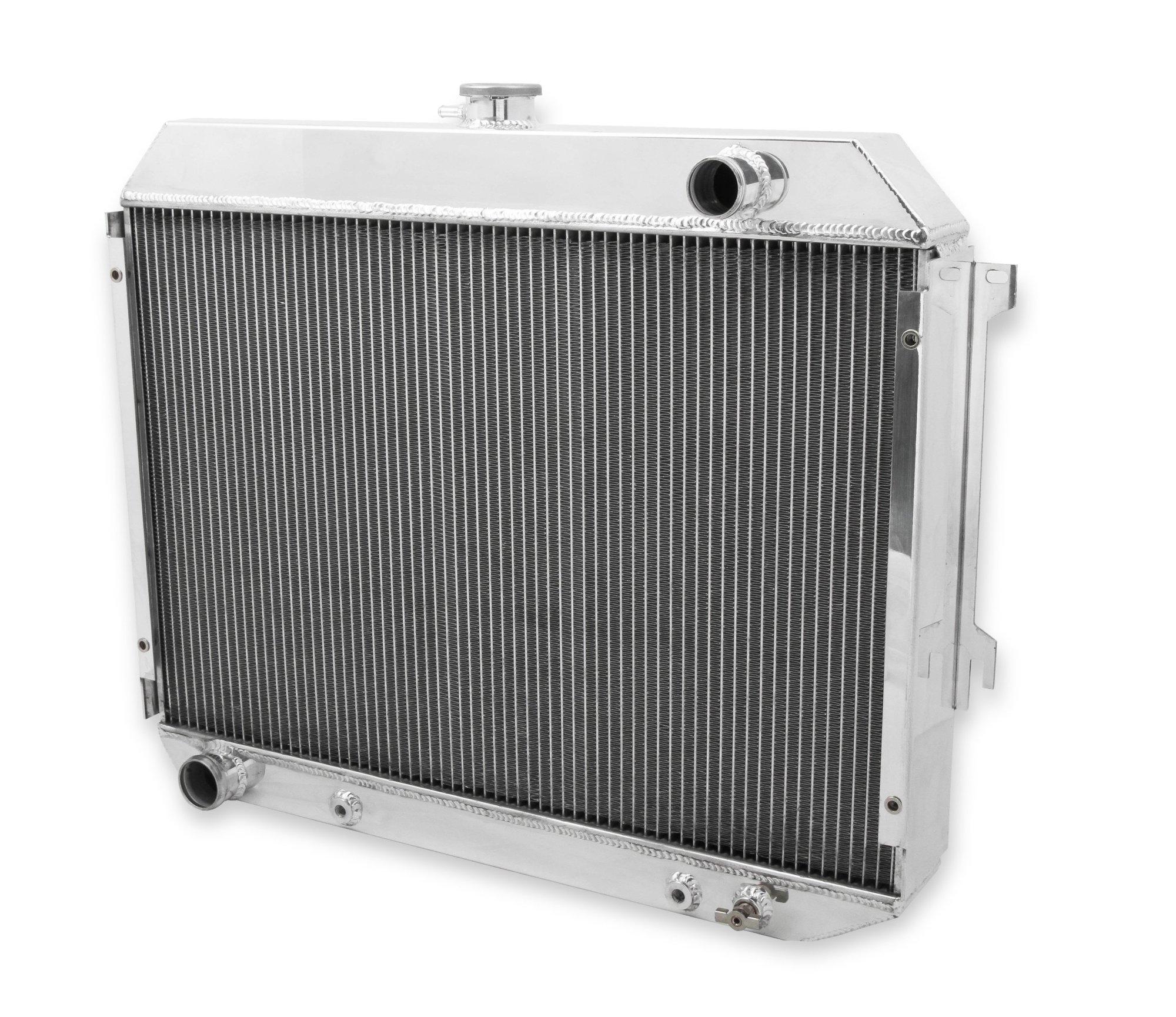 hight resolution of fb158 frostbite aluminum radiator 4 row image