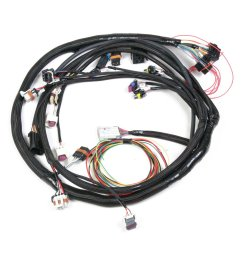 holley efi 558 103 ls2 3 7 58x 4x engine main harness ls2 engine swap wiring harness ls2 wiring harness [ 1150 x 1150 Pixel ]