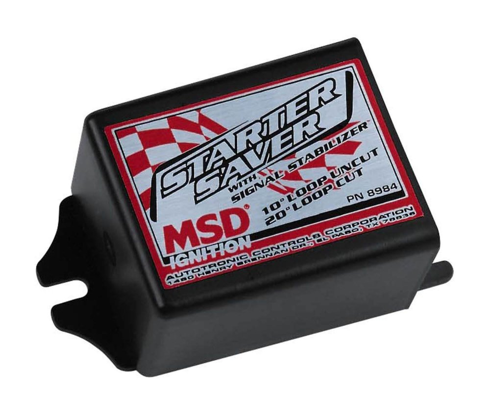 medium resolution of 8984 starter saver w signal stabilizer image