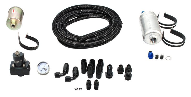 Quick Fuel QFI-502 QFi Fuel Kit