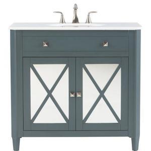 36 Inch Vanities Clearance Bathroom Vanities Bath The Home Depot