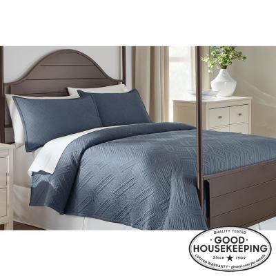 Quilt Set Quilts Bedspreads Bedding Sets The Home Depot