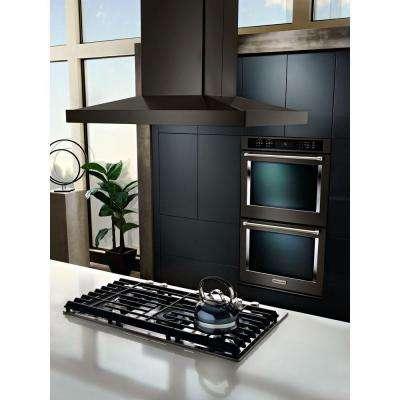 island kitchen hood non scratch sinks range hoods the home depot 36 in canopy