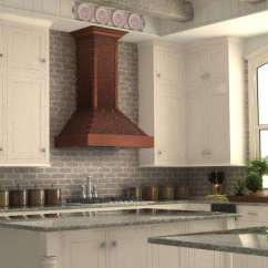 Copper Kitchen Hoods Grow Lights Range Appliances The Home Depot 900 Cfm Wall Mount Hood In Embossed