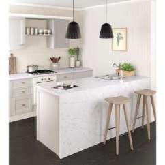 Kitchen Countertops Quartz Island Wood Countertop Samples The Home Depot Sample In Statuario