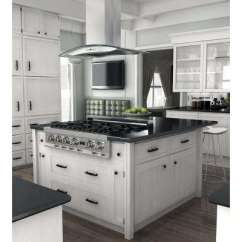 Kitchen Island With Stove Glass Pendant Lights For Range Hoods The Home Depot 36 In 760 Cfm Mount Convertible