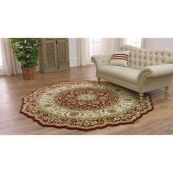 Round Area Rug In Living Room Decorating Ideas With Dark Wood Floors Rugs The Home Depot