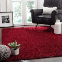 Red Rugs For Living Room Organizing A Shag Area The Home Depot Athens
