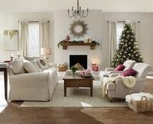 Holiday Cottage Living Room Home Depot